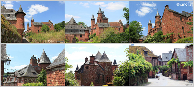 Collonges la Rouge1
